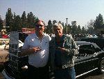 Jay Leno at Super Car Sunday