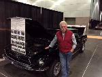 Wayne Carini - Chasing Classic Cars at LA Convention Center show 2017.